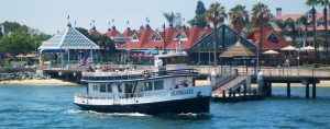 Coronado Ferry Landing - Scenic Cycle Tours - San Diego Bike Tours