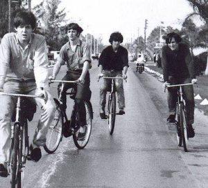 john lennon - Scenic Cycle Tours - San Diego Bike Tours