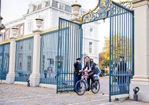 dutch prime minister - Scenic Cycle Tours - San Diego Bike Tours