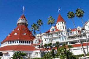 hotel del coronado ghosts - Scenic Cycle Tours - San Diego Bike Tours