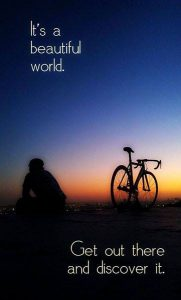it's a beautiful world - Scenic Cycle Tours - San Diego Bike Tours