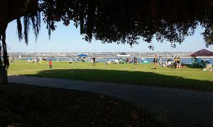 Calm Mission Bay Today - Scenic Cycle Tours - San Diego Bike Tours