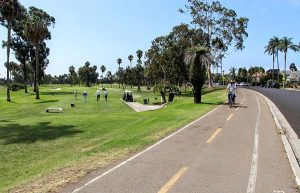 coronado golf club - Scenic Cycle Tours - San Diego Bike Tours