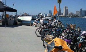 coronado ferry landing - San Diego Bike Tours - Scenic Cycle Tours