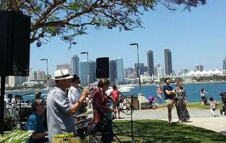 coronado music - Scenic Cycle Tours - San Diego Bike Tours
