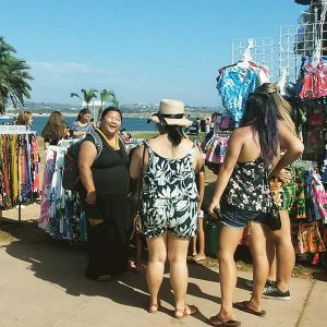 pacific islander festival shops - San Diego Scenic Cycle Tours