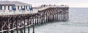 Pacific Beach Pier- Scenic Cycle Tours - San Diego Bike Tours