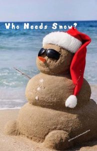 sand man santa - Scenic Cycle Tours - San Diego Bike Tours