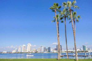 view of san diego - Scenic Cycle Tours - San Diego Bike Tours