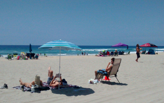 pb beach - Scenic Cycle Tours - San Diego Bike Tours