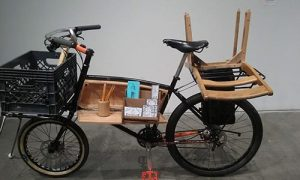 cargo bike by peter scheidt - San Diego Scenic Cycle Tours