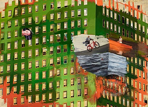 art by christopher brown - San Diego Scenic Cycle Tours