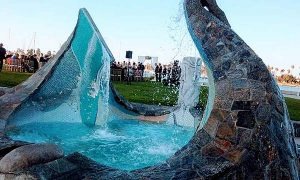 sea passage by james hubbell - San Diego Scenic Cycle Tours