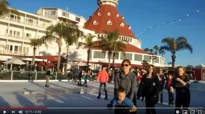 hotel del coronado skating - San Diego Scenic Cycle Tours