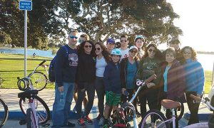 mission bay family ride - San Diego Scenic Cycle Tours