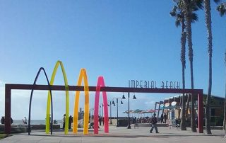 imperial beach pier - San Diego Scenic Cycle Tours