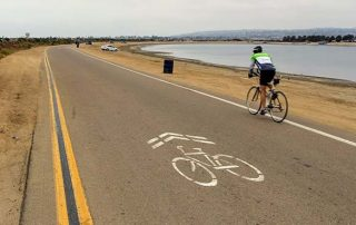 fiesta island - San Diego Scenic Cycle Tours