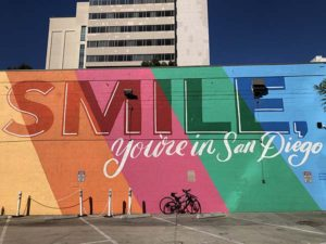 Smile you're in san diego - San Diego Scenic Cycle Tours
