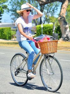 love riding my bike now - San Diego Scenic Cycle Tours