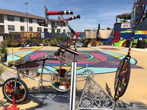 bike art - San Diego Scenic Cycle Tours