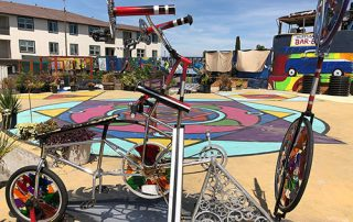 bike art - San Diego Scenic Cycle Tours