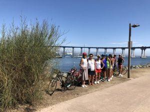 coronado bridge riders - San Diego Scenic Cycle Tours