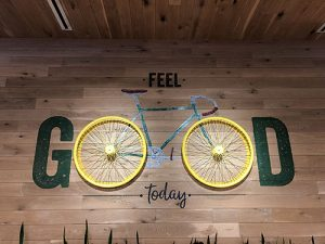 true foods bike art - San Diego Scenic Cycle Tours