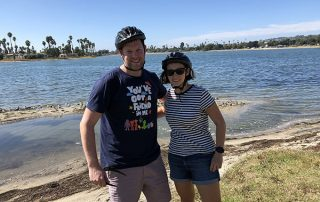 mission bay birds - San Diego Scenic Cycle Tours
