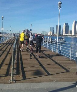 Ferry Back to San Diego - San Diego Scenic Cycle Tours