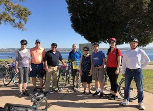 mission bay riders - San Diego Scenic Cycle Tours