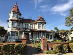 Baby Del house - San Diego Scenic Cycle Tours