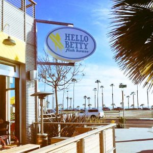 hello betty fish house - San Diego Scenic Cycle Tours