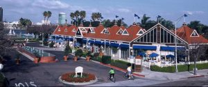 Coronado Ferry Shops - San Diego Scenic Cycle Tours