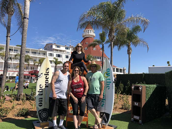 Let's go surfing next - San Diego Scenic Cycle Tours