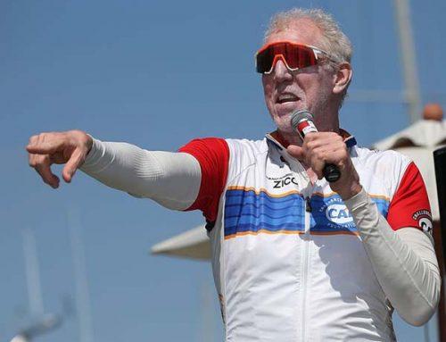 Bill Walton is a Cyclist!
