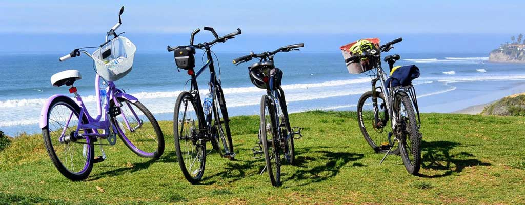 Mission Beach Bikes - San Diego Scenic Cycle Tours
