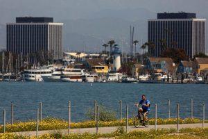 balboa creek bike path - San Diego Scenic Cycle Tours