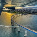 coronado bridge - San Diego Scenic Cycle Tours