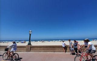 san diego boardwalk - San Diego Scenic Cycle Tours