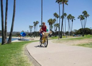 mission bay is open - San Diego Scenic Cycle Tours