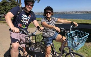 De Anza Cove - San Diego Scenic Cycle Tours