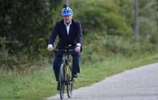 prime minister Boris Johnson - San Diego Scenic Cycle Tours