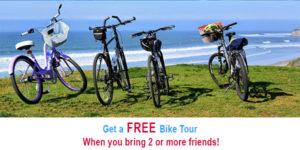 free bike tour- San Diego Scenic Cycle Tours