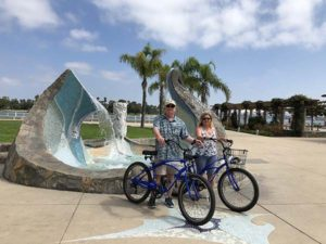james hubbell sculpture - San Diego Scenic Cycle Tours
