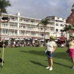 hotel del coronado hawk lady - San Diego Scenic Cycle Tours