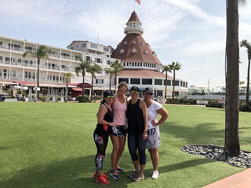 hotel del coronado gals - San Diego Scenic Cycle Tours