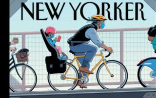 New Yorker Oct. 26 Cover - San Diego Scenic Cycle Tours