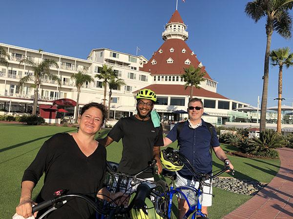 hotel del coronado- San Diego Scenic Cycle Tours