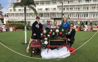 santa for a minute - San Diego Scenic Cycle Tours