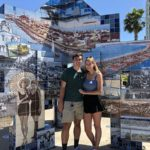 Coronado Tent City - San Diego Scenic Cycle Tours